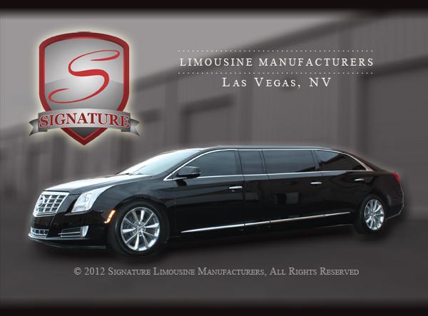 6 - Door Cadillac XTS Limousine